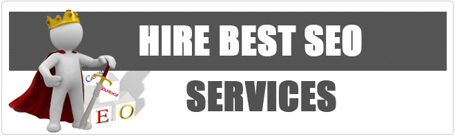 Hire services of the Best SEO services India