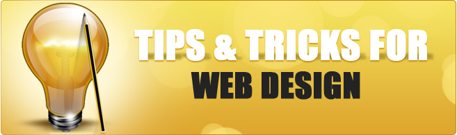 Ten Valuable Tips & tricks for Web Design