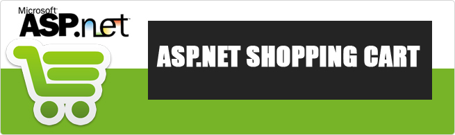 How to build an ASP.net shopping cart?
