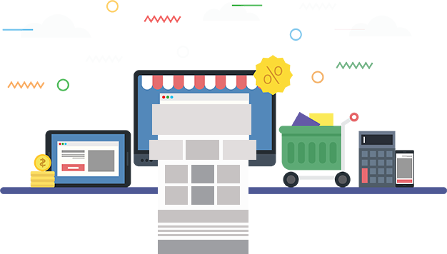 Ecommerce Web Design & Development Company India | Custom
