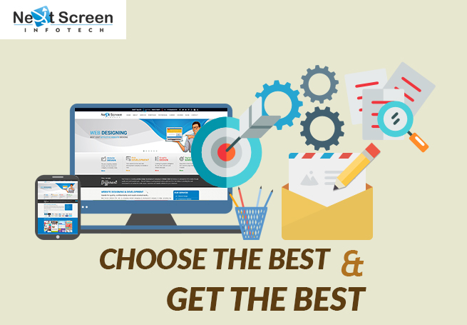 How To Hire The Best And Professional Web Design Companynext Screen Blog