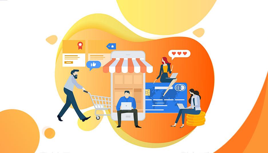 e-commerce web design company