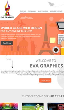 eva graphics