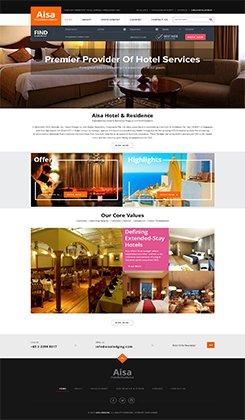 Aisa Hotel & Residence